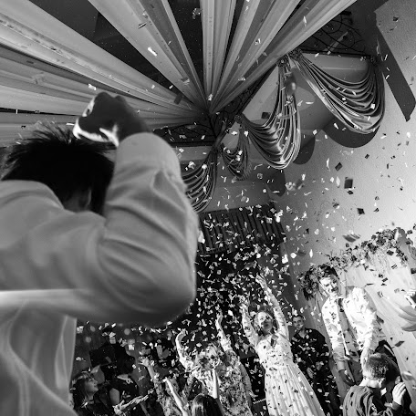 Wedding photographer Taras Kovalchuk (TarasKovalchuk). Photo of 22.01.2018