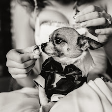 Wedding photographer Liliya Kunicyna (liliak2016). Photo of 04.05.2018
