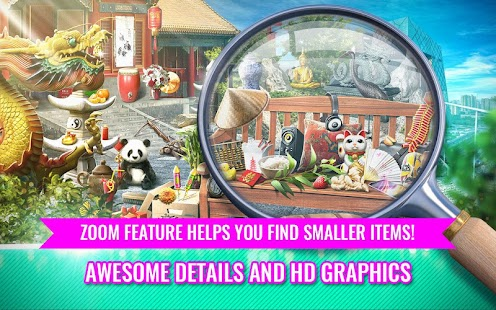 City Adventures Hidden Object Games - Seek & Find - náhled