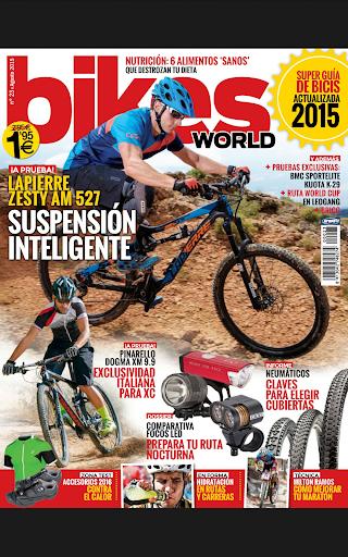 Bikes World Revista