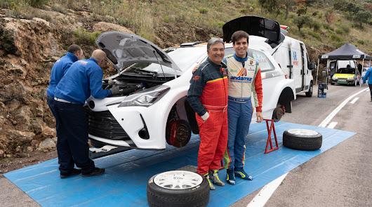 José Antonio García Rodriguez, un ejemplo a seguir en el mundo automovilistico