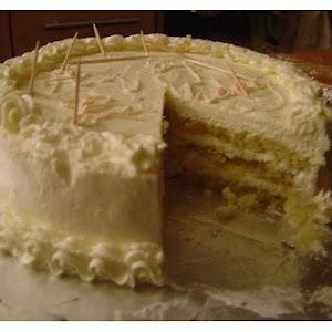 Italian Celebration Cake