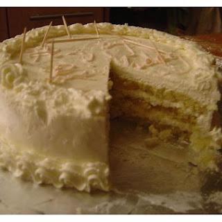 Italian Celebration Cake.