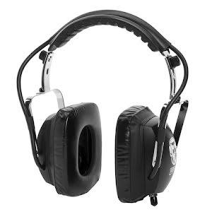Metrophones Studio Kans - Dämpade Hörlurar