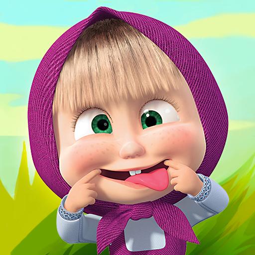 Masha eo Urso: Jogos Infantis