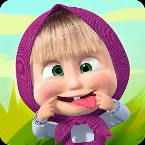 Masha and the Bear: Kids Games