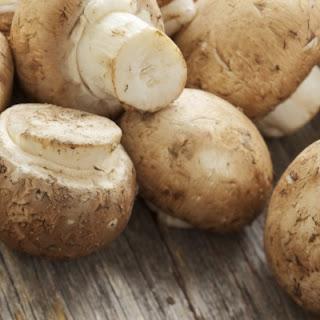 Rustic Mushroom Tart