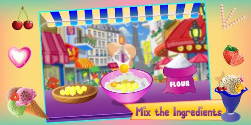 Ice Cream - Kids Cooking Game 1.0 screenshots 2