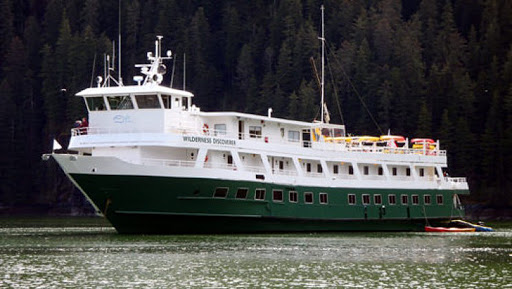 wilderness-discoverer.jpg - The 76-passenger Wilderness Discoverer offers sailings to Alaska and the Pacific Northwest.