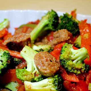 Italian Sausage Stir Fry Recipes