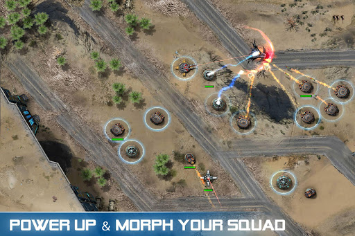 Defense Legend 3: Future War apkmr screenshots 8