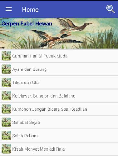 Download Cerpen Fabel Hewan Terbaru Google Play Softwares