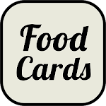 Food Cards: Learn Food in English with Flashcards