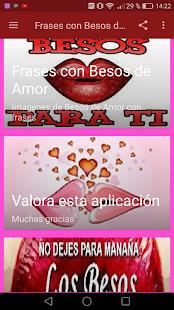 Frases Con Besos De Amor Aplicaciones En Google Play