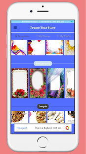 Download Frame Your Story - Birthday Anniversary Insta etc For PC Windows and Mac apk screenshot 16