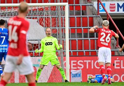 """Arnaud Bodart na de tegen AA Gent: """"We blijven bijleren"""""""