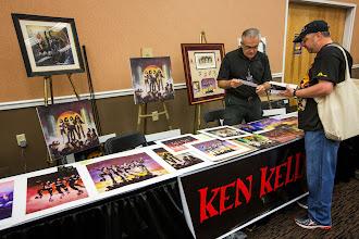 Photo: Album artist Ken Kelley