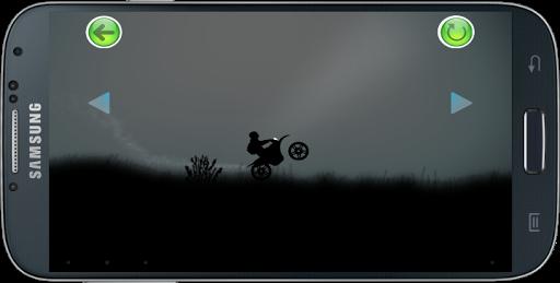バイク危険レース