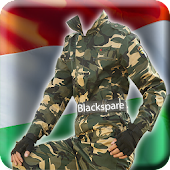 Indian Army Suit Editor - Indian Army Uniform