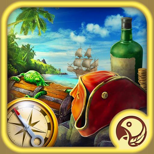Pirate Ship Hidden Objects Treasure Island Escape