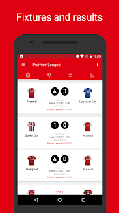 Arsenal Live — Scores & News for Arsenal FC Fans- screenshot thumbnail