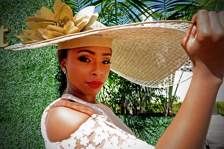 Boity told trolls where to get off.