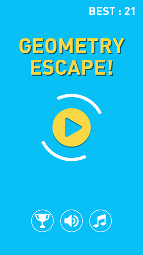 Geometry Escape - find way out from various shapes 1.0.1 screenshots 1