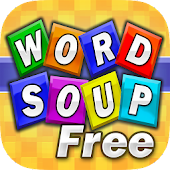 Word Soup Free: Word Game