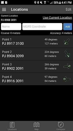 PC u7528 Land Nav Assistant 1