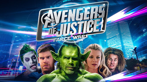 AVENGERS OF JUSTICE: FARCE WARS trailer - YouTube
