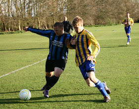 Photo: 10/04/12 v Castle Camps (Cambs County League Senior A Div) 2-0 - contributed by Martin Wray