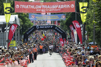 Photo: Solar Berg! The most incredible stretch of road in the entire triathlon world!