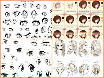 How to Draw Anime Girls APK Download - Android Lifestyle Apps