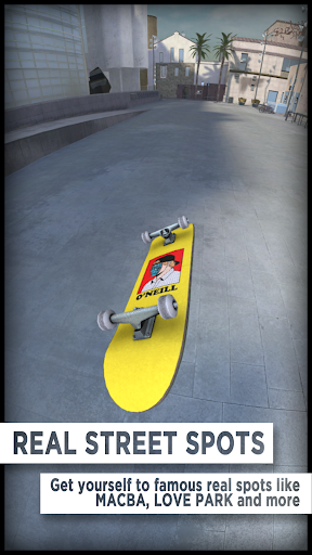 True Skate apkpoly screenshots 2