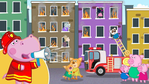 Fireman for kids apktram screenshots 5