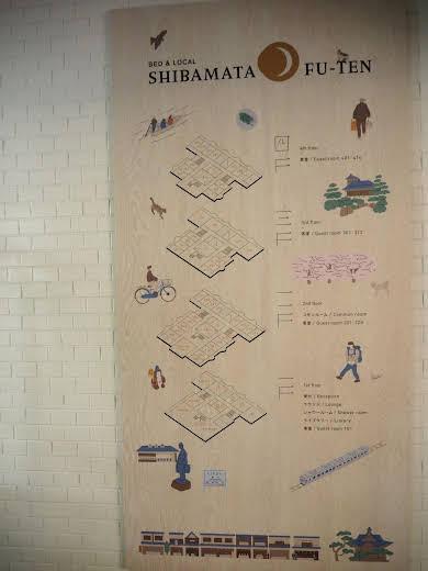Shibamata FUTEN Bed and Local