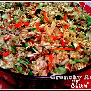 Crunchy Asian Slaw! Recipe