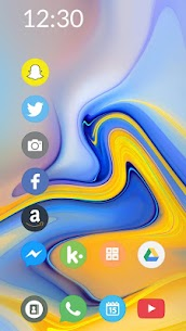 Theme for Samsung Galaxy J4 Core 4