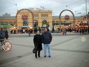 Photo: Hauptbahnhof Hannover 22.12.2014