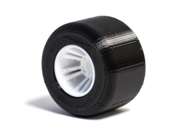TPU 3d printing filament