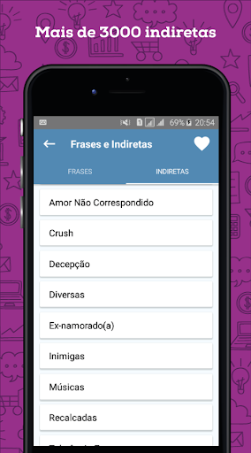 Download Top Frases Indiretas Status E Frases Prontas Google Play