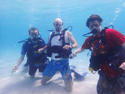 A waterproof action camera is a must-have essential for today's adventure cruisers!