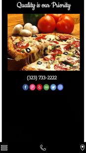 Pizza Moon - náhled