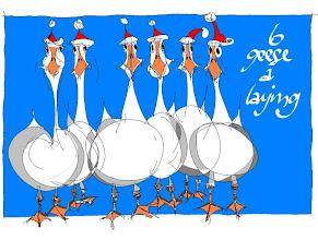 Photo: x-card-geese01b