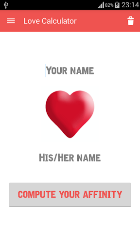 Online love calculator by date of birth