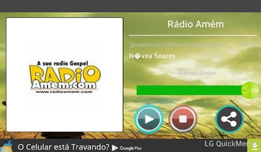 Rádio Amém- screenshot thumbnail