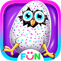 Hatch Surprise Eggs-Pets Salon APK