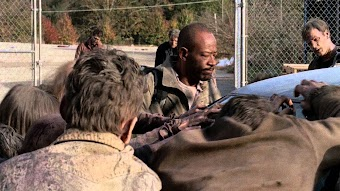 """Inside The Walking Dead: Episode 516, """"Conquer"""""""