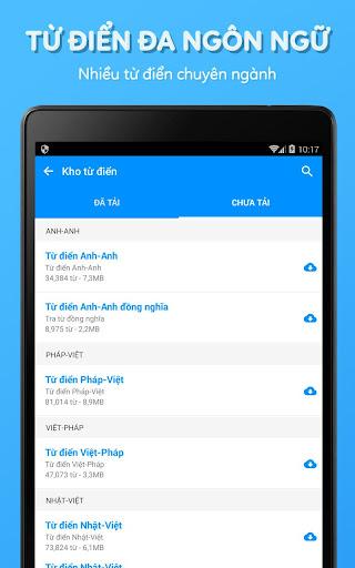 Tu Dien Anh Viet Laban screenshot 17