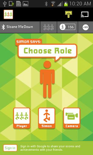 Moves Like Simon - Dance App